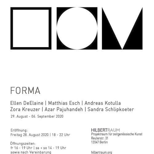 FORMA - Einladung